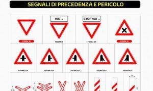 SEGNALI DI PRECEDENZA - 1